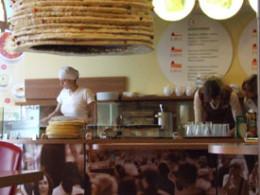 Pancakes in Gusto , Vilnius