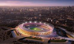 The 2012 London Olympics Alien Invasion