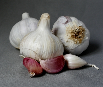 Garlic, the miracle herb!