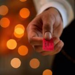 """""""Ticket please."""" Remember the always-numbered, red tickets?"""