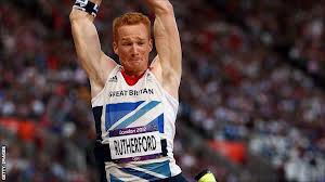 Greg Rutherford take Olympic gold in the long jump