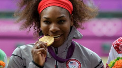 London Olympic Games 2012: Women's Tennis Final