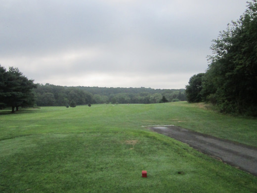 Open Fairways at Middlebrook Country Club Golf Course! This is the First Tee. (353 yds. from the Blue Tees)