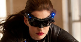 Anne Hathaway. The best Catwoman yet