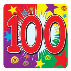 Hub 100! YaY!