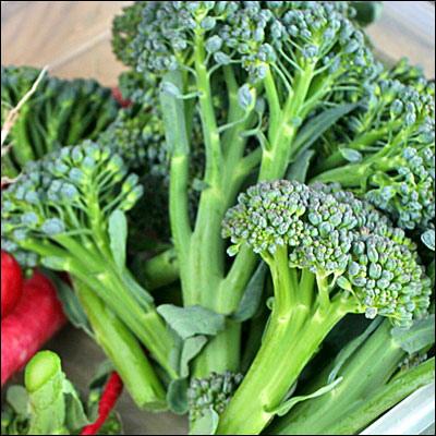 Broccoli health benefits are many