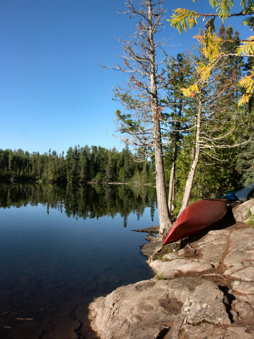 Another BWCA wilderness area shot