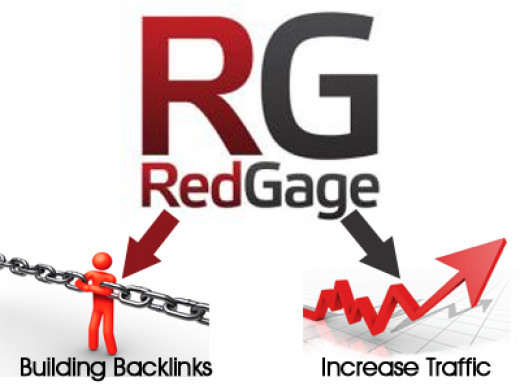 Will Redgage increase backlinks and traffic?