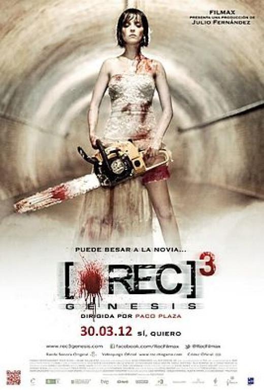 Poster for REC 3: Genesis