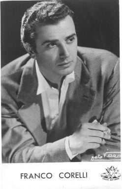 The World's Greatest Tenors - Franco Corelli