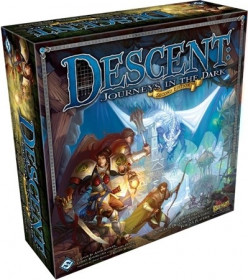 Descent Second Edition: Board Game Review