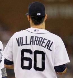 Brayan Villareal, RP, Detroit Tigers