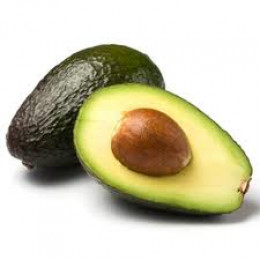 Avocados are rich in Vitamin E and can help maintain healthy lips.