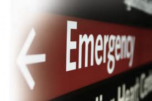 "I hate the word, ""Emergency.""  It creates panic."