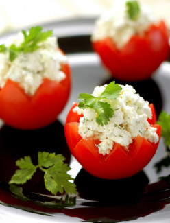 Stuffed Tomatoes Recipe