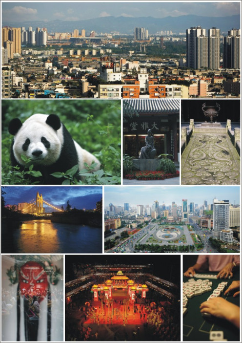 Chengdu Montage
