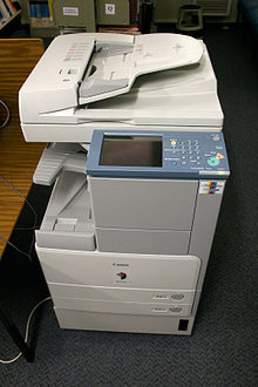 Our network office printer