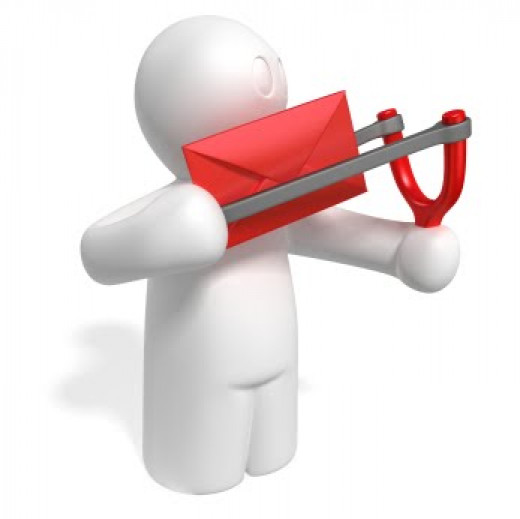 Email is a fast and efficient way to communicate.