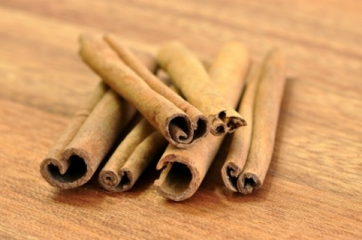 Benefits of Cinnamon sticks