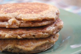 Oat pancakes: healthy and tasty