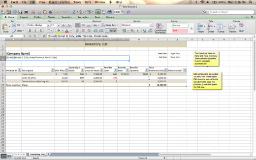Spreadsheets take large amounts of data and allows the information to be easily analyzed.