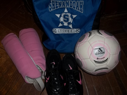 Youth Soccer Equipment