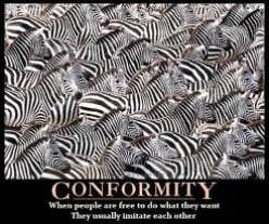 Conformity:Poem