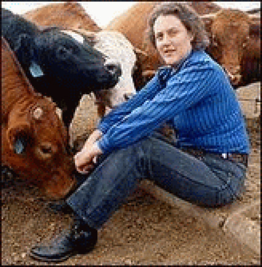 Temple Grandin says a low dose of Antidepressants helps her manage autistic anxiety