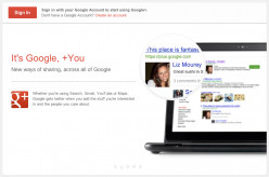 How do you post a link to your Hub on Google + ?