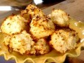 Coconut Macaroons--Another of My Bridal Shower Recipes