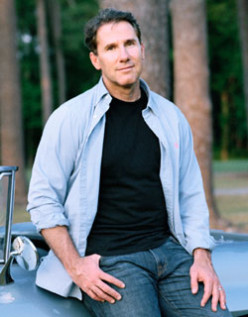 Bestselling author Nicholas Sparks