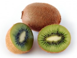 Kiwis are full of vitamins and contain roughage for easy digestion.