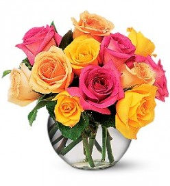 Question for men: Have you ever gave roses/flower to your love one? Please tell me when and why?