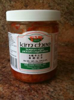 Kim Chee (Korean Style Pickled Vegetables)