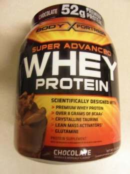 Body Fortress Whey Protein Review