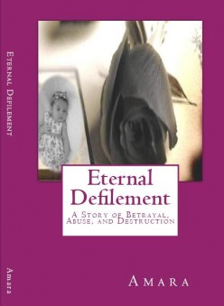 Amara: Author of Eternal, Defilement:  an interview by Greg Beckham