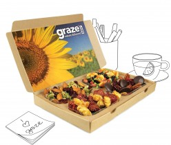 What is a Graze Box - Tasty Health Treats