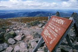 Certain types of hiking imply risk