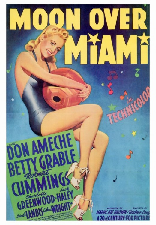 Moon Over Miami (1944)