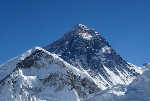 Though beautiful from a distance, Mount Everest has claimed the lives of many climbers