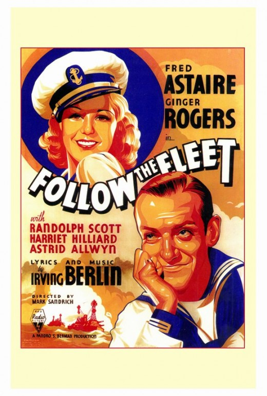 Follow the Fleet (1936)