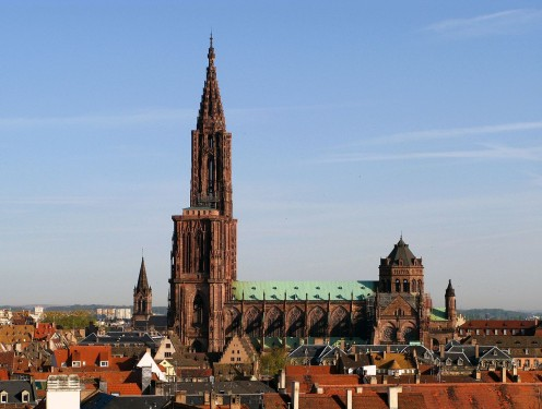 Strasbourg Cathederal