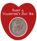 Paint A T-Shirt Bib For Valentines Day: Holiday Project Number 4