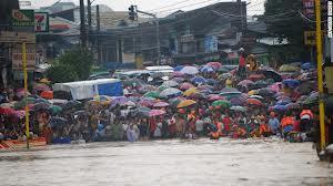 Major flooding but no mention of earthquake.