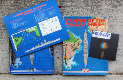 The first serious computer war game for Apple II.