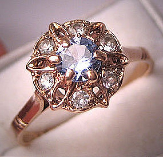 Victorian wedding ring