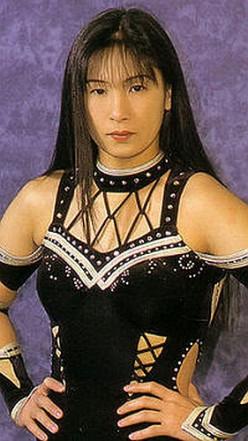 Female Japanese Wrestlers