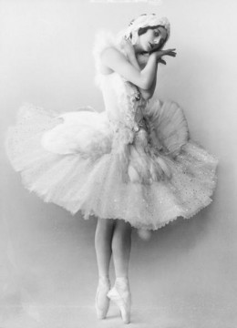 Haunted theatres are said to be home to famous ghosts - such as ballerina, Anna Pavlova.