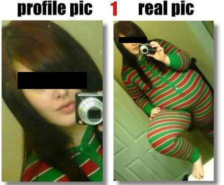 Cropped pictures can be misleading!