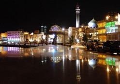 Popular tourist destination in middle east: Visit the Sultanate of Oman part I